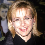Gabrielle Carteris Choking Suit